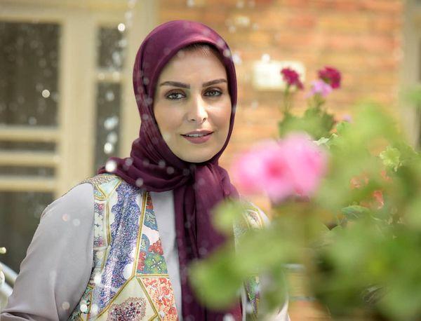 عکس بازیگر وطن دوست ایرانی در سریال جدیدش