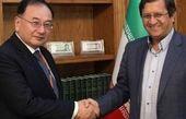 اینستاگرام:خبر همتی از بهبود روابط بانکی ایران و ژاپن +عکس
