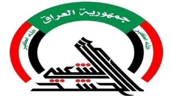 «الحشد الشعبی» تجمع داعشیها در داخل سوریه را هدف قرار داد