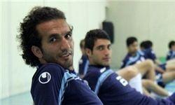 نوری: آرزویم رسیدن به جام جهانی است