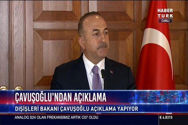 چاوشاوغلو: روابط ترکیه با روسیه قوی است