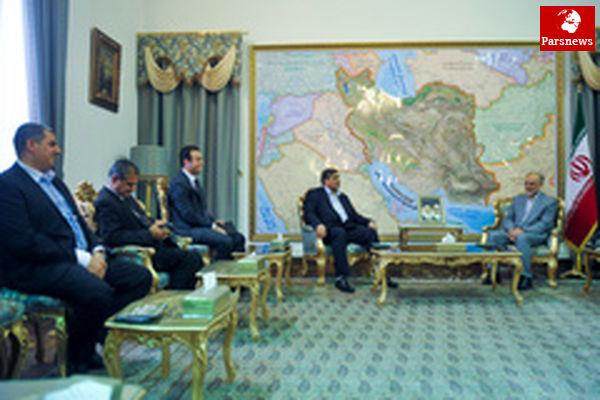 تاکید صالحی بر سرمایهگذاری مشترک ایران و عراق