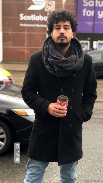 استایل مهرداد صدیقیان در خارج از کشور + عکس