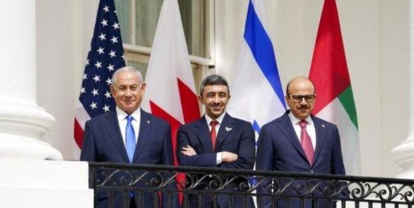 خروج از برجام پایهگذار توافقات صلح با اسرائیل بود