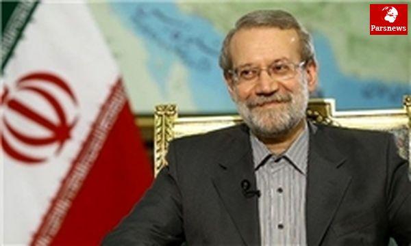 رئیس مجلس جمهوری مالی با لاریجانی دیدار کرد
