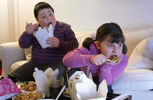 چاقی در کودکان در ایام کرونا