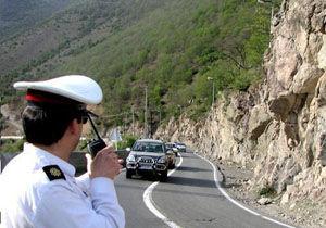 دلیل لغزش خودروها در جاده چالوس چه بود ؟