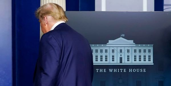 ترامپ میتواند با اتهام تحریک به اقدامات خشونتبار تحت پیگرد قرار گیرد