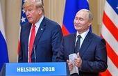 انتقام ترامپ از غرب در هلسینکی