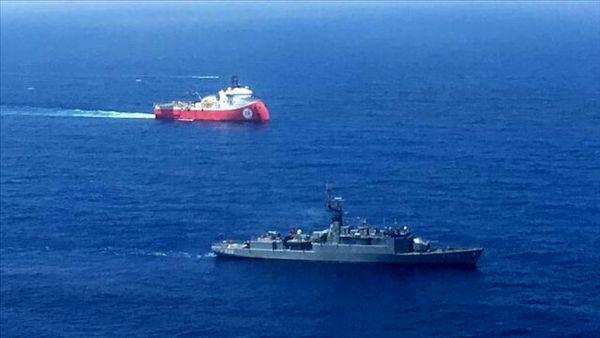 انتقاد ترکیه از بیانیه اتحادیه اروپا درباره مدیترانه شرقی