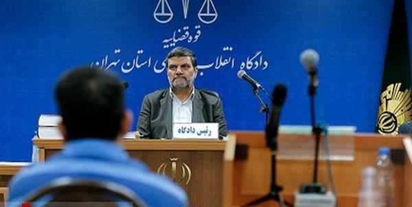 سارق مسلح بانکهای تهران برای بار دوم به اعدام محکوم شد