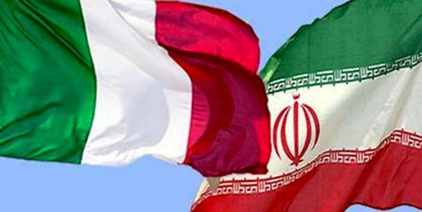 رایزنی دستیار ارشد وزیر امور خارجه با دیپلمات ایتالیایی