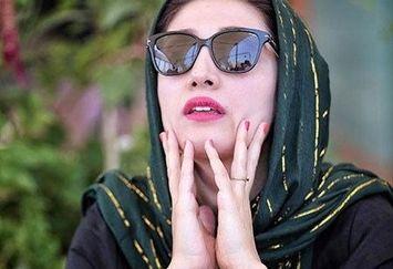 عکس تو حس مینا ساداتی