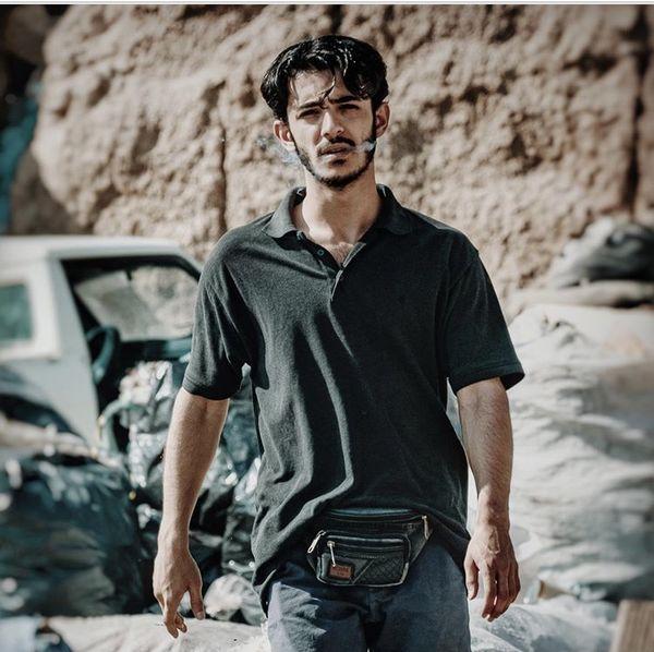 علی شادمان در فیلم مردن در آب مطهر + عکس