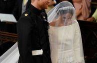 حضور دختر غمگین در مراسم سلطنتی انگلیس