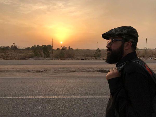 متن ادبی بهروز شعیبی برای کارگردان شاه کش+عکس
