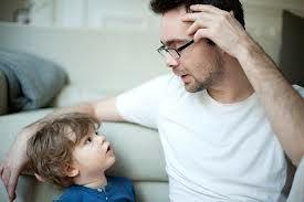 چرا بچهها زیاد حرف میزنند؟