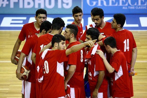 سرمربی تیم بسکتبال جوانان:مردم از این تیم انتظار نتیجه دارند