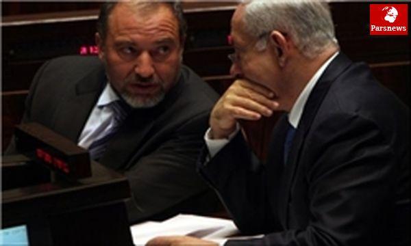 انتقاد لیبرمن از عذرخواهی نتانیاهو از ترکیه