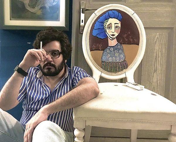 حال بد مهران رنجبر + عکس