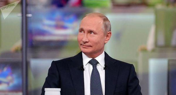 پوتین: قراردادهای نظامی روسیه علیه منافع کشورهای دیگر نیست
