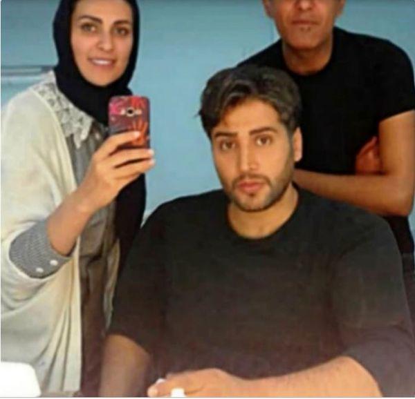 بازگشت مجید حاجی زاده پس از سالها + عکس