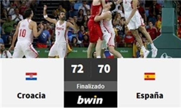 کاروان المپیک اسپانیا به هم ریخت