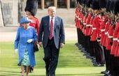گاف ترامپ درباره دیدار با ملکه انگلیس