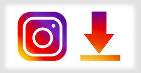 دانلود تصاویر و محتوا به اینستاگرام اضافه میشود