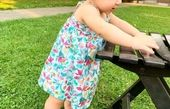 عکس بانمک نبات، دختر شاهرخ استخری