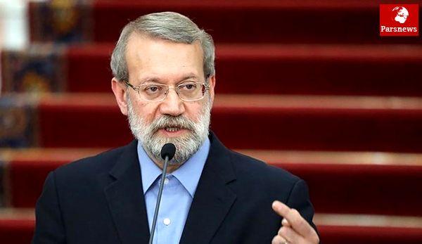 رئیس مجلس:جمهوری اسلامی ایران توجه ویژه ای به جمهوری مالی دارد