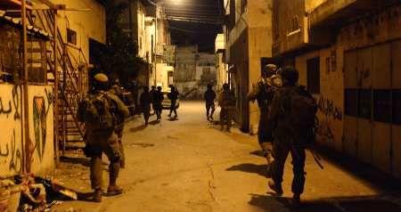 نظامیان اسرائیلی30 فلسطینی را در کرانه باختری دستگیر کردند