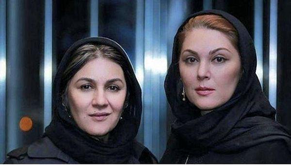 خواهرانمشهور سینما وتلوزیون در کنار هم + عکس