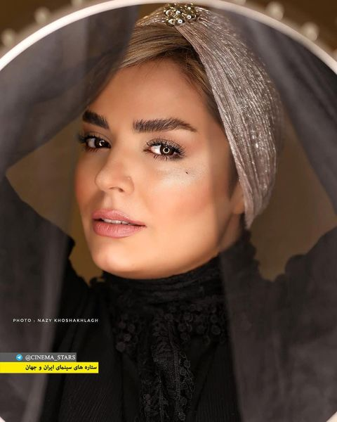 عکس خوشتیپ و مدلینگی بازیگر افغانی بوی باران