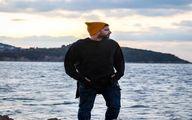 زانیار خسروی در آرامش دریاها+عکس