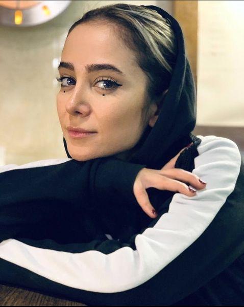 ظاهر جدید الناز حبیبی + عکس