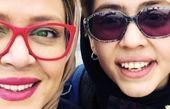 بهاره رهنما در کنار دخترش + عکس