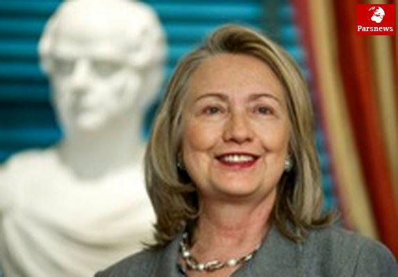 هیلاری کلینتون از روابط ایران و آمریکا میگوید
