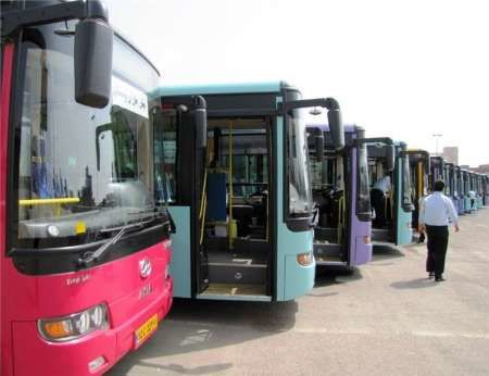 400 اتوبوس درهرمزگان آماده جابه جایی زائران اربعین است