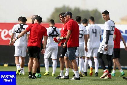 بازیکن مصدوم به تیم ملی دعوت میشد و از کیروش تعریف میکرد