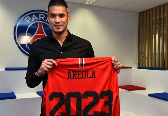 سنگربان پاریسنژرمن تا 2023 در تیمش ماندنی شد