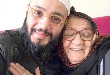 """عکس ظاهر جدید بازیگر """"آوای باران"""" در کنار مادرش"""