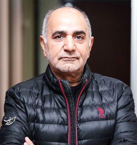 پرویز پرستویی در اکران فیلم پر سر و صدا جدیدش+عکس