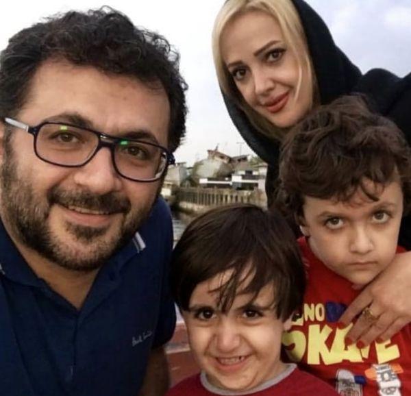 خانواده شهرام عبدلی در کنار هم  + عکس
