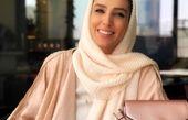 تیپ دخترانه خانم بازیگر+عکس
