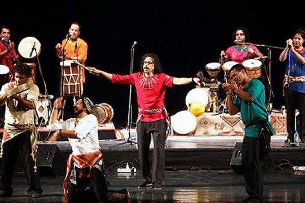 رقص  شخصیت مشهور در کنسرت تالار وحدت تهران + فیلم