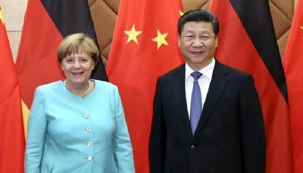 پیمان تجاری آلمان و چین در مسیر جنگ اقتصادی اروپا و آمریکا
