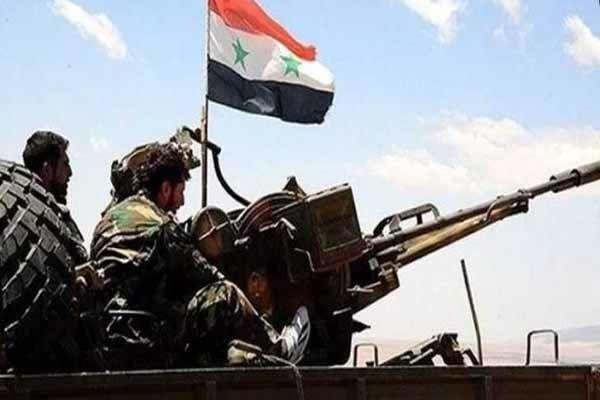 ارتش سوریه مهیای نبرد سنگین با داعش در جنوب دمشق میشود