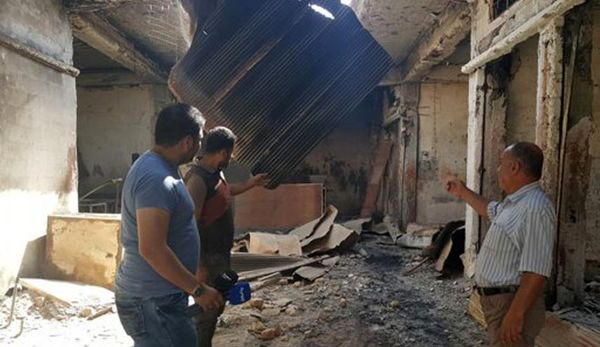 شهر فلوجه پس از داعش/تصاویر