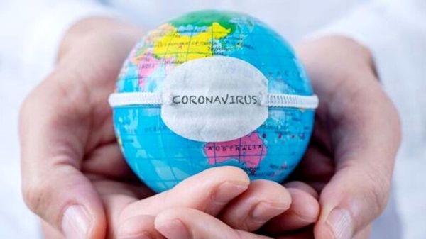 آمار جهانی همهگیری کووید-۱۹